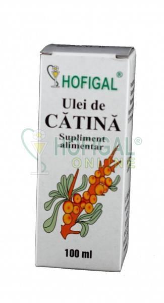 Ulei de catina fl. 100 ml